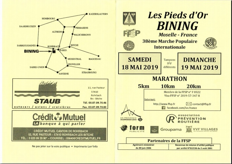 Les Pieds d'Or - Bining (57) - 18-19 Mai 2019 A10