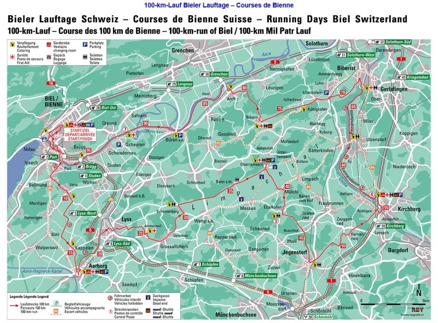 61ème 100 Km de Bienne (SUI) - 6-8 JUIN 2019 Bienne10
