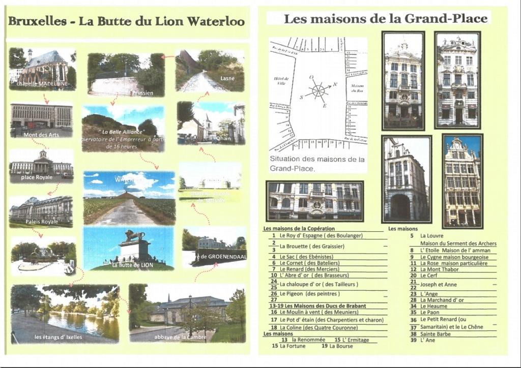 Napoléon 100 km Walk - Vue de l'intérieur C0210