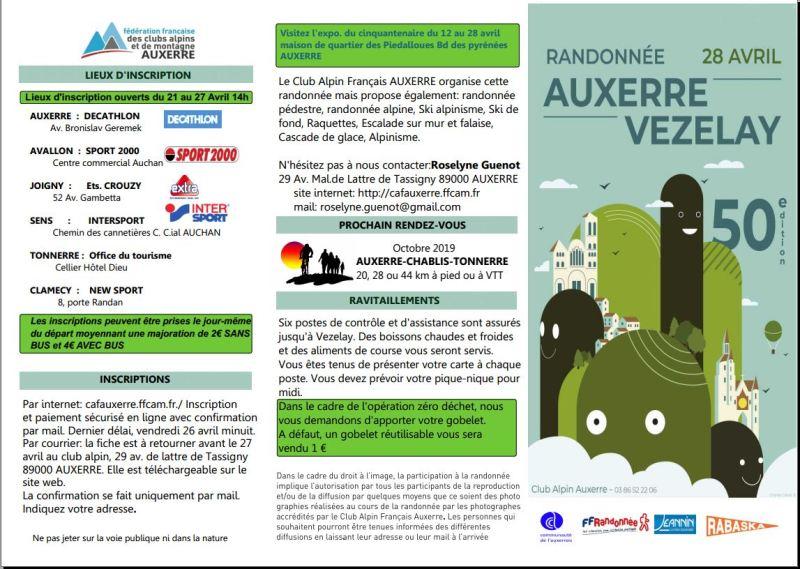 50ème édition AUXERRE - VEZELAY - 58 Km - Dim 28 Avril 2019 Captur11