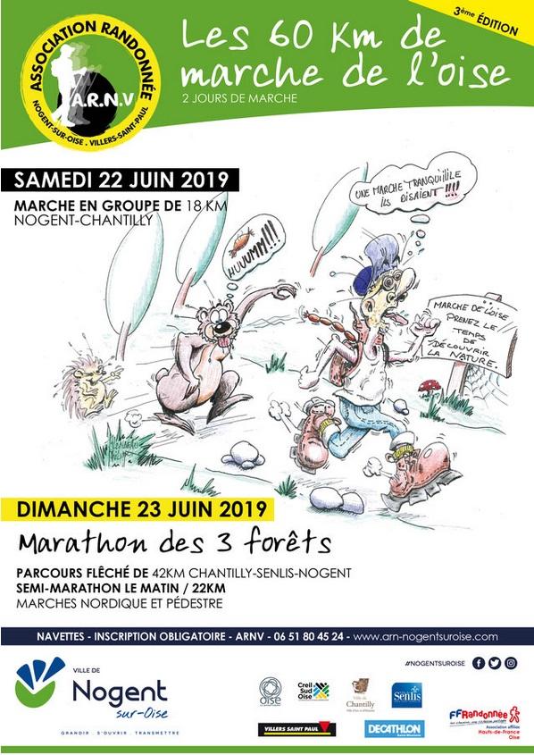 Les 60 Km de marche de l'Oise - 22/23 Juin 2019 Image110