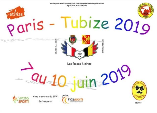 Paris-Tubize 2019 - 292 Km - 7 au 10 Juin  Image12