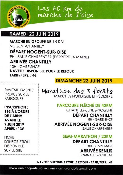 Les 60 Km de marche de l'Oise - 22/23 Juin 2019 Image211