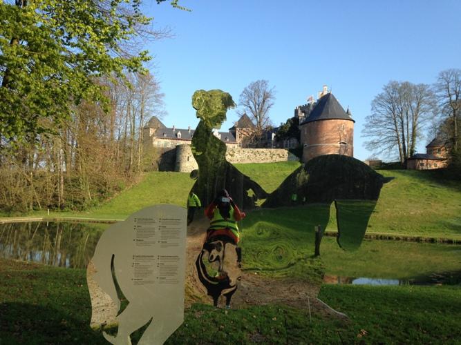 Napoléon 100 km Walk - Vue de l'intérieur Img_2414