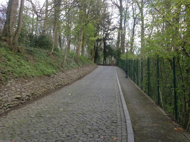 Napoléon 100 km Walk - Vue de l'intérieur Img_2416