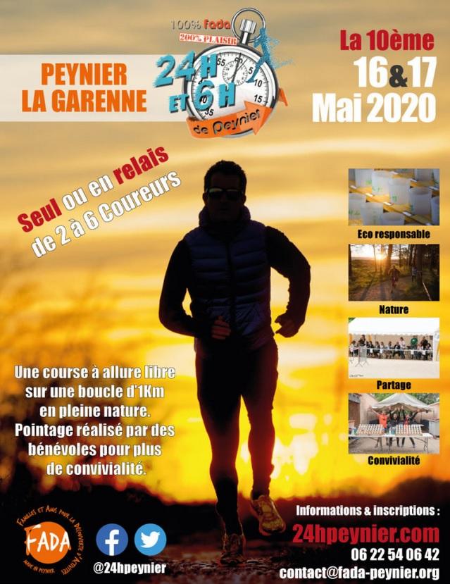 10ème des 24H de Peynier (13) - 16/17 Mai 2020 - ANNULÉE Marche11