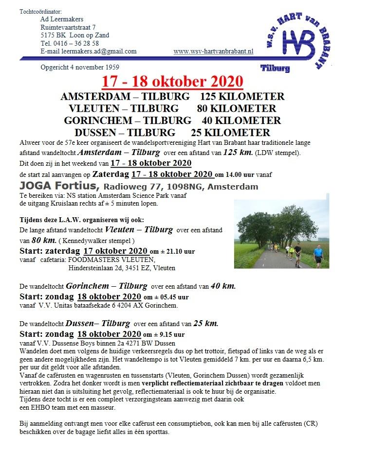 57è Amsterdam - Tilburg (NL) - 125Km - 17 Oct 2020 - ANNULÉ Page113