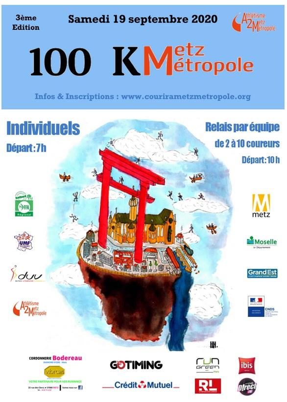 100 Km Metz Métropole (57) - Sam 19 Sept 2020 - ANNULÉ Page114
