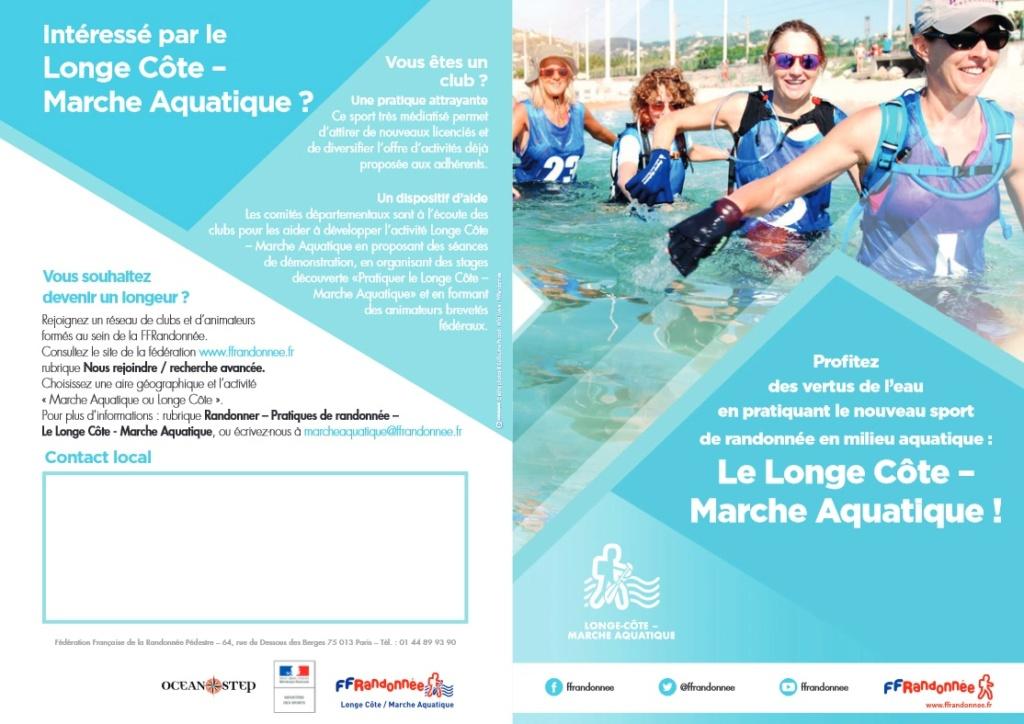 Le Longe Côte - Marche Aquatique - Quésaco ? Page115