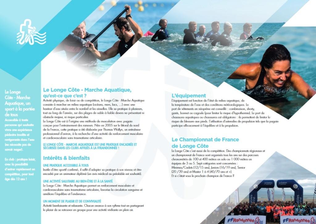 Le Longe Côte - Marche Aquatique - Quésaco ? Page213