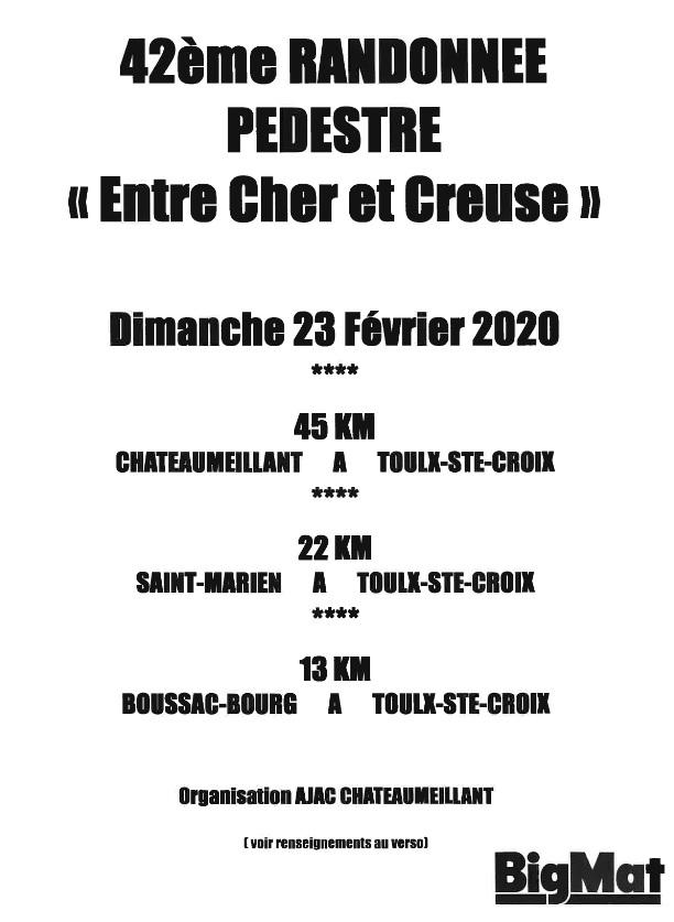 Chateaumeillant - Toulx Sainte Croix(18) -Dim 23/02/20- 45Km Page_110