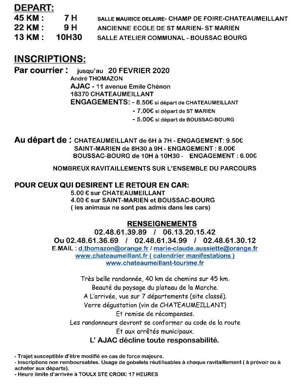 Chateaumeillant - Toulx Sainte Croix(18) -Dim 23/02/20- 45Km Page_210