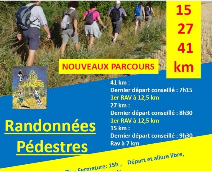 Rando à Auvers sur Oise (95) - Dim 8 Mars 2020 - 41 Km Rando12