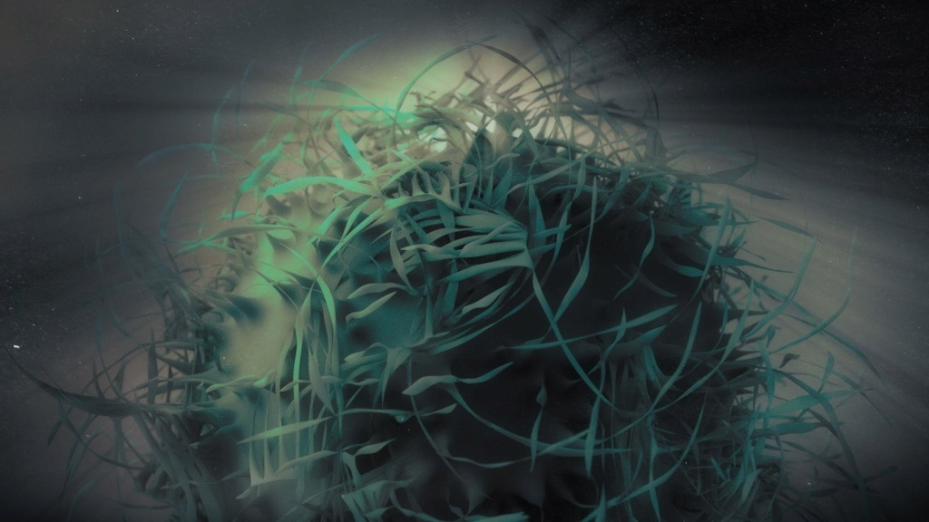 [ CINEMA4D ] Créez un Virus (Générateur de Volume / Mailleur de Volume + Extrusion Matricielle) C4D r20 Algus-10
