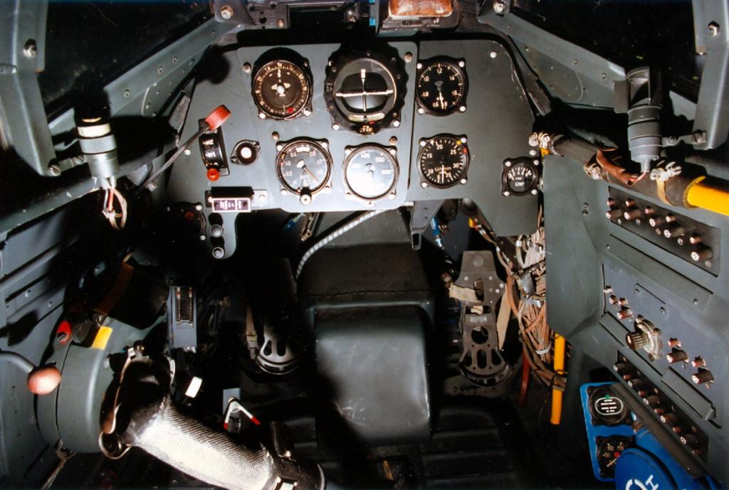 [ CINEMA4D ] (WIP) Messerschmitt BF-109 E / VRAY Bf_10910