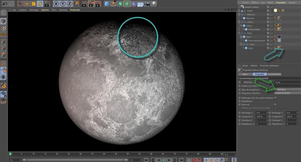 [ CINEMA4D ] faire les planètes du système solaire Captur12