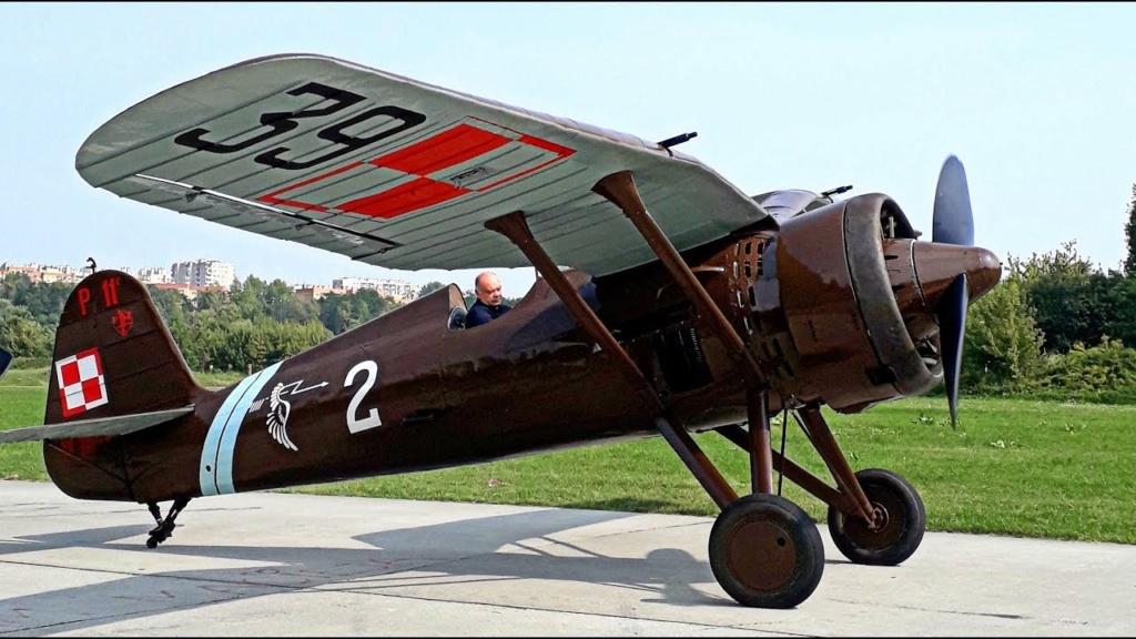 [ CINEMA4D ] (WIP) Avion PZL P11c (Pologne 1931) Last-p10