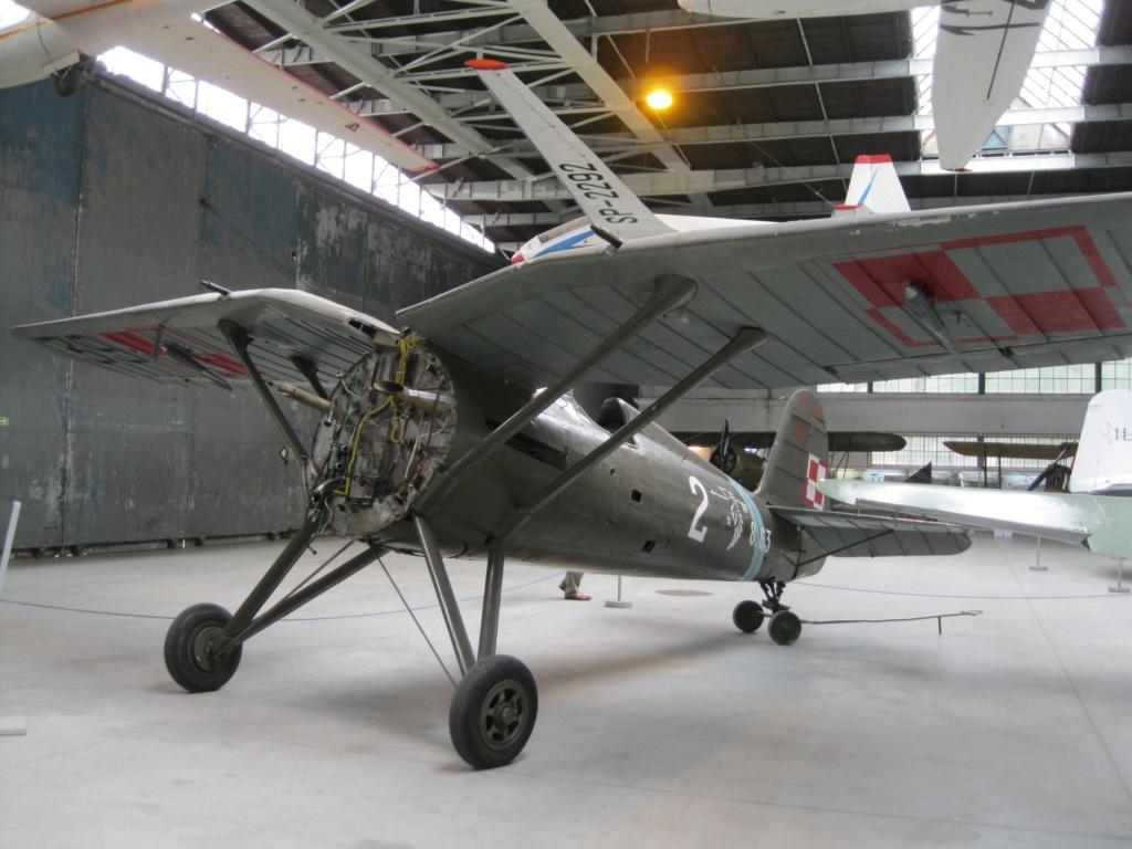 [ CINEMA4D ] (WIP) Avion PZL P11c (Pologne 1931) Last-p11