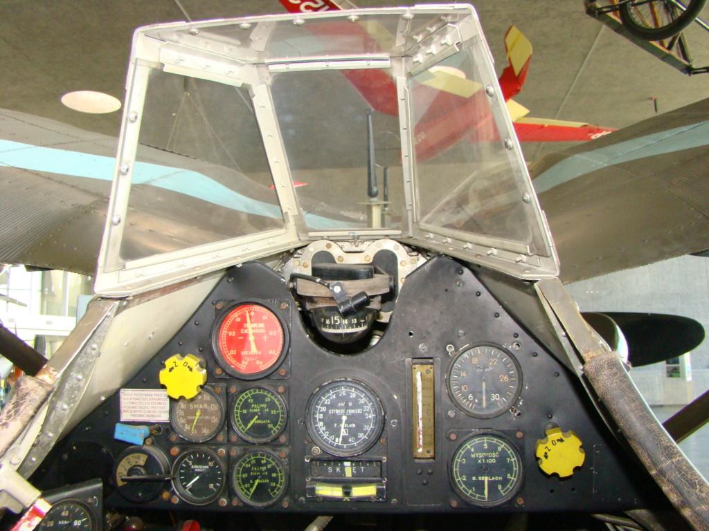 [ CINEMA4D ] (WIP) Avion PZL P11c (Pologne 1931) Last-p12
