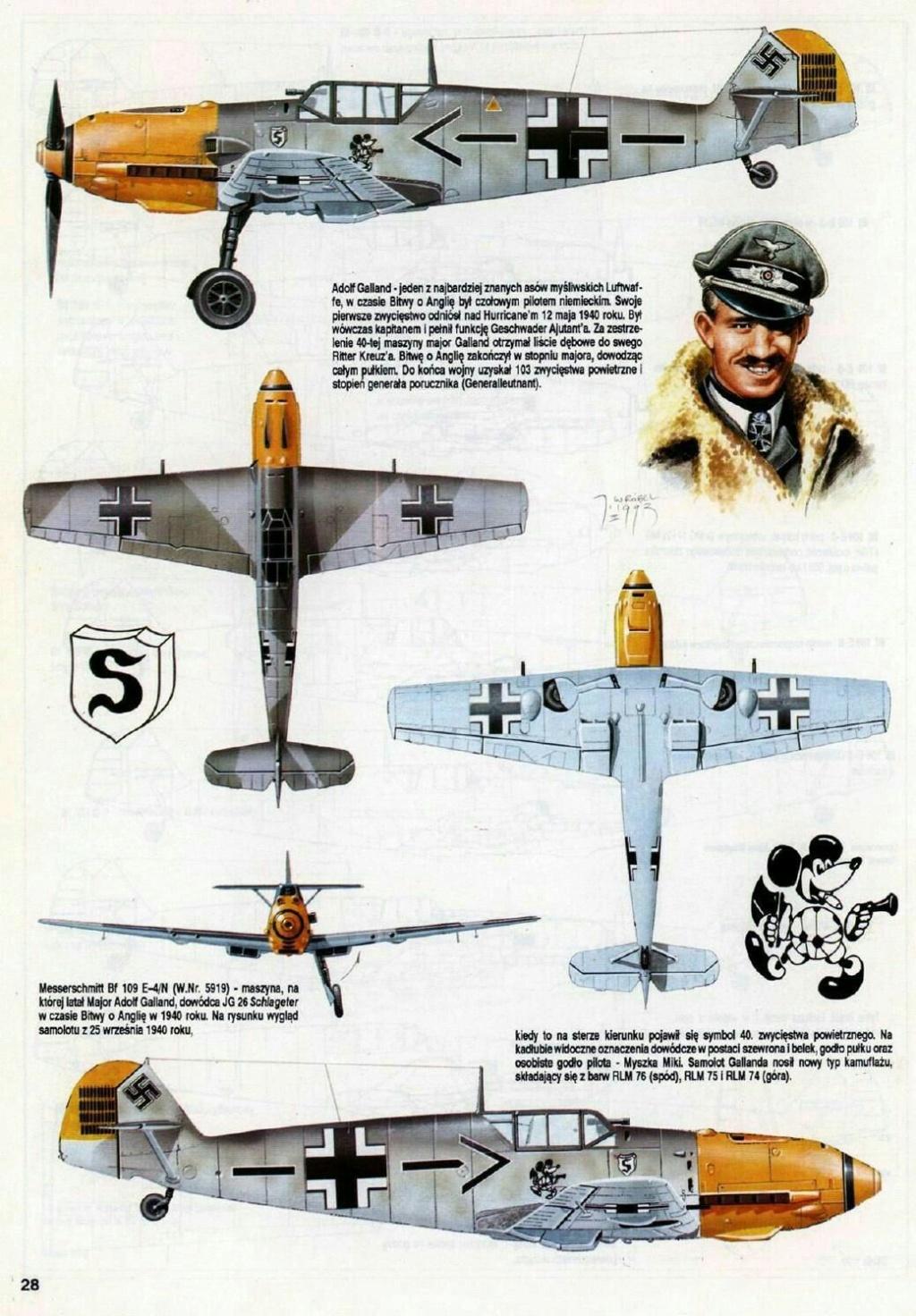 [ CINEMA4D ] (WIP) Messerschmitt BF-109 E / VRAY Livree10