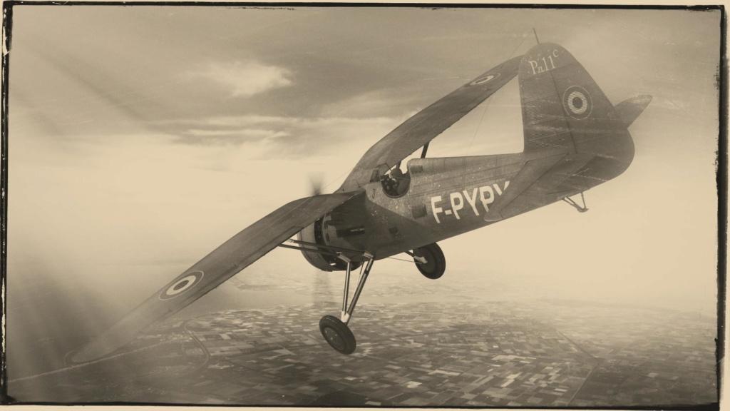 [ CINEMA4D ] (WIP) Avion PZL P11c (Pologne 1931) Pzl-p111