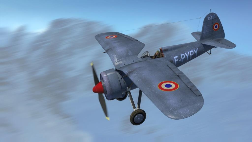 [ CINEMA4D ] (WIP) Avion PZL P11c (Pologne 1931) Pzl-p113