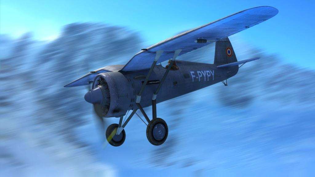 [ CINEMA4D ] (WIP) Avion PZL P11c (Pologne 1931) Pzl-p114