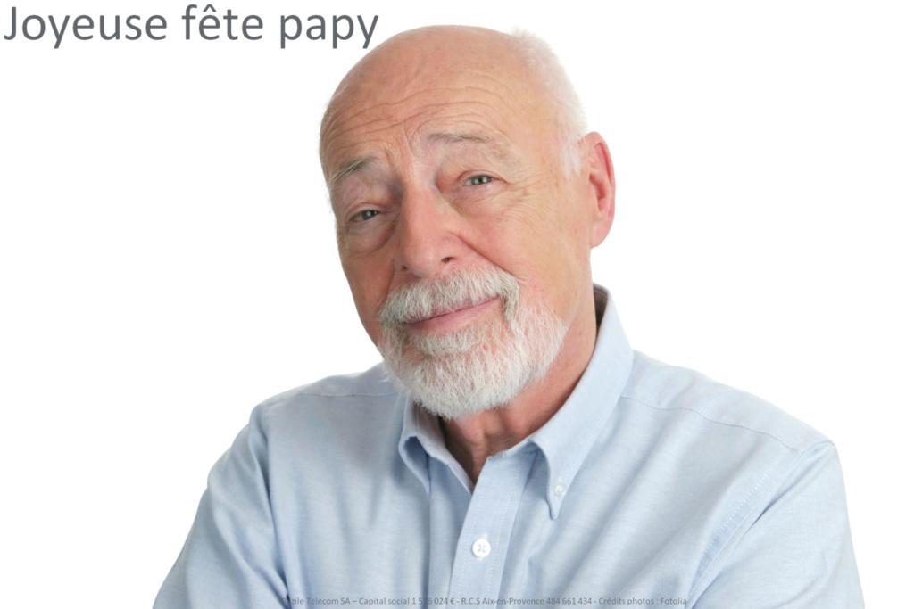 Présentation de Jean-Patrick | 65 ans | Retraité Papy10