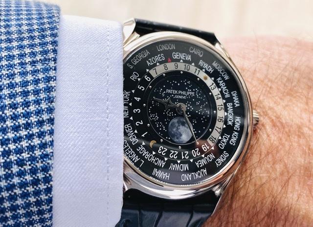 Feu de vos Dual Time - GMT - Worldtimer - tome II 6368d310