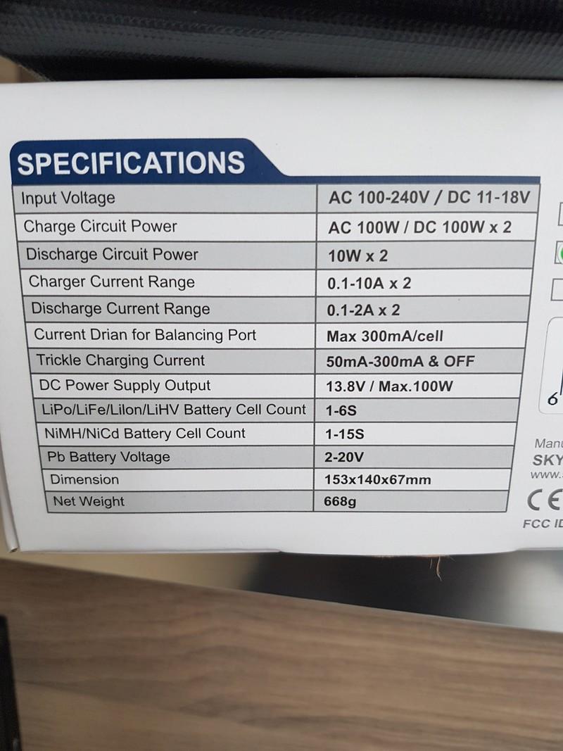 Quelles batteries utilisez vous? - Page 3 20181228