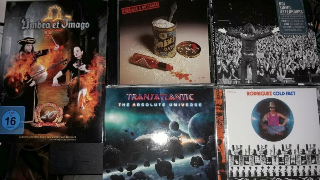 ¡Larga vida al CD! Presume de tu última compra en Disco Compacto - Página 14 20210410
