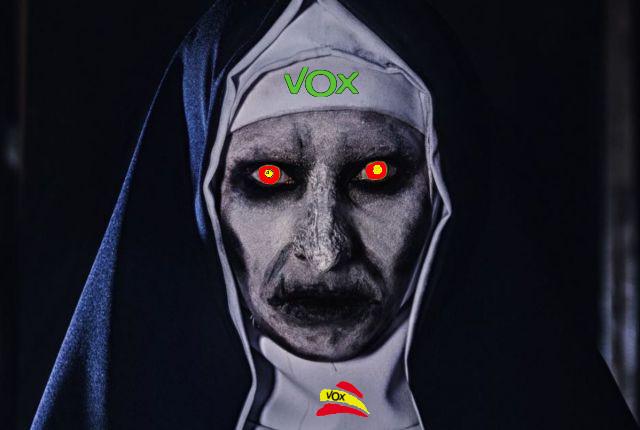 VOX, el nuevo partido fachoide - Página 5 Monjas10