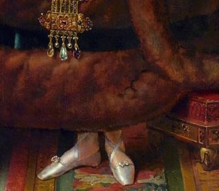 Chaussures et souliers du XVIIIe siècle - Page 2 182710