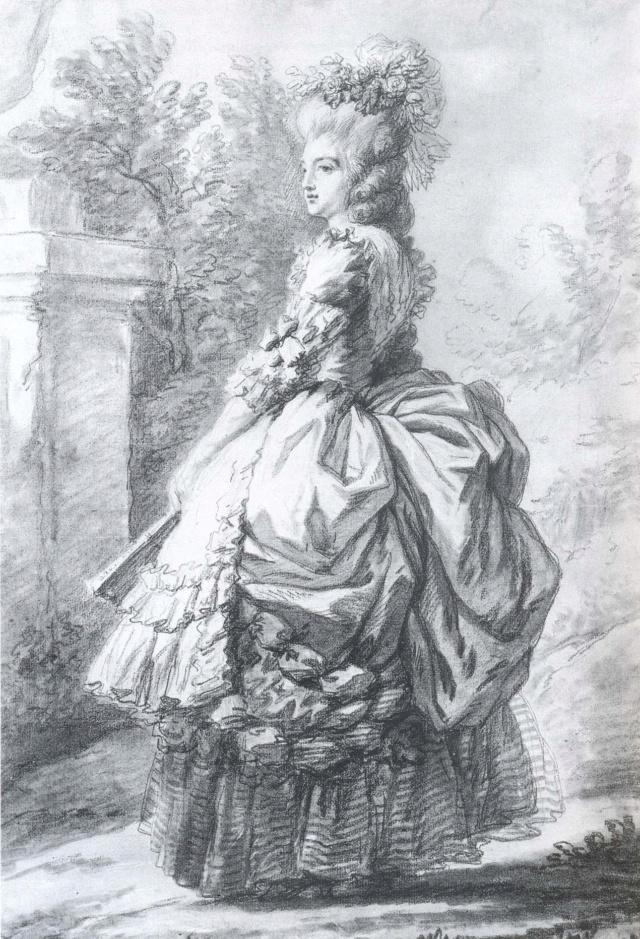 Marie-Antoinette. Les livres de Pierre de Nolhac 6_mari10