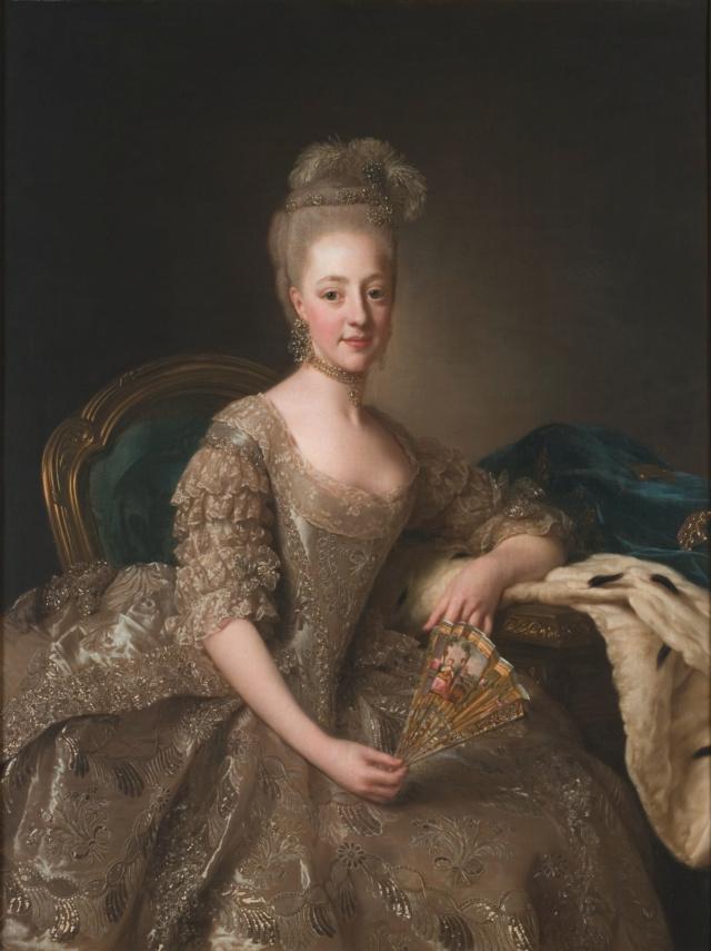 L'habit de mariage de Marie-Antoinette Alexan12