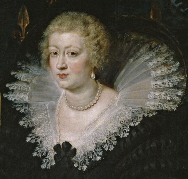 Quatre perles parmi les plus célèbres au monde : La Régente (Perle Napoléon), La Pélégrina, La Pérégrina, La perle de Marie-Antoinette - Page 2 Anne_d10