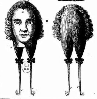 Perruques et  boîtes à perruques au XVIIIe siècle - Page 2 Art_du10