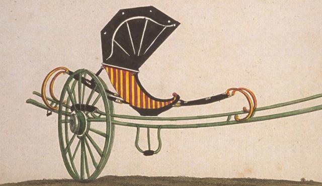 Les véhicules du XVIIIe siècle : carrosses, berlines, calèches, landaus, cabriolets etc. - Page 2 En_voi10