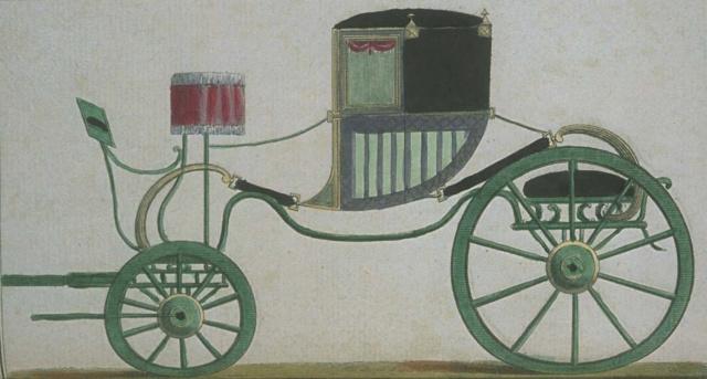 Les véhicules du XVIIIe siècle : carrosses, berlines, calèches, landaus, cabriolets etc. - Page 2 En_voi11