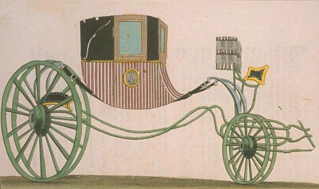 Les véhicules du XVIIIe siècle : carrosses, berlines, calèches, landaus, cabriolets etc. - Page 2 En_voi13