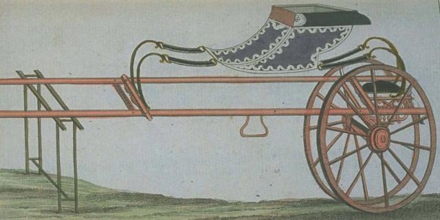 Les véhicules du XVIIIe siècle : carrosses, berlines, calèches, landaus, cabriolets etc. - Page 2 En_voi14