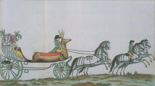 Les véhicules du XVIIIe siècle : carrosses, berlines, calèches, landaus, cabriolets etc. - Page 2 En_voi17