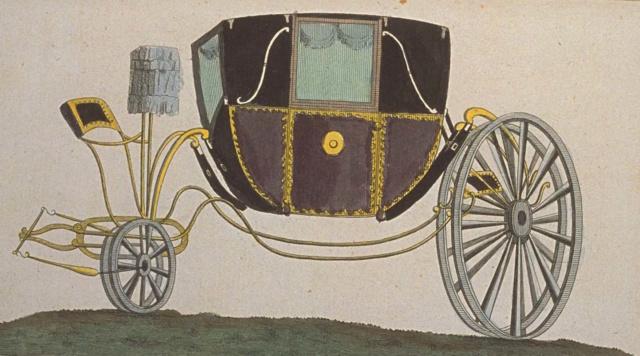 Les véhicules du XVIIIe siècle : carrosses, berlines, calèches, landaus, cabriolets etc. - Page 2 En_vou10