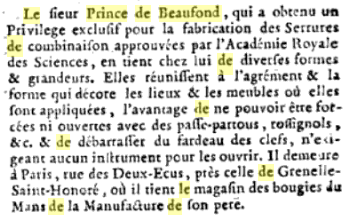 Portefeuilles aux armes de Marie-Antoinette, dauphine. Gazett11