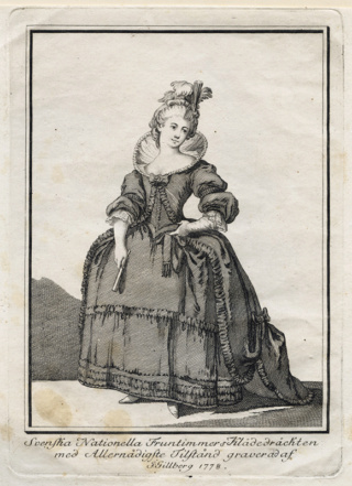 Une utopie du XVIIIème siècle, l'habit national ... Gustaf11