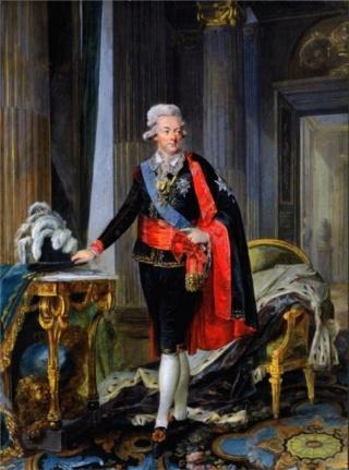 Une utopie du XVIIIème siècle, l'habit national ... Gustav10