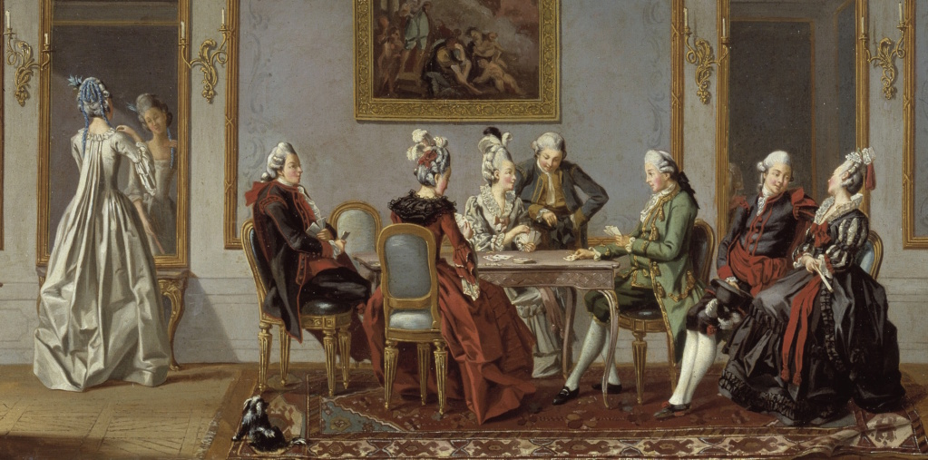Une utopie du XVIIIème siècle, l'habit national ... Gustav13
