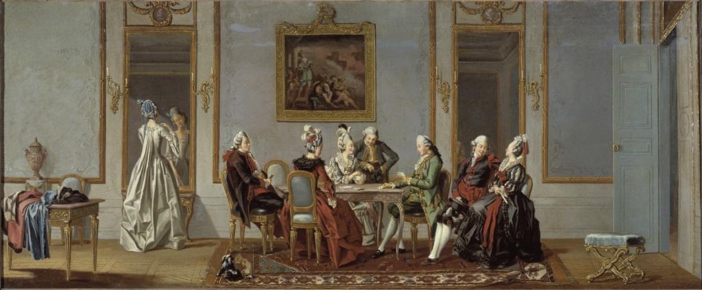 Une utopie du XVIIIème siècle, l'habit national ... Gustav14
