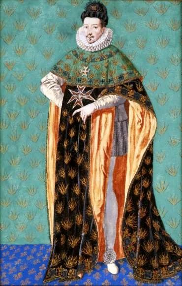 Louis XVI et l'ordre du Saint-Esprit Henry_11