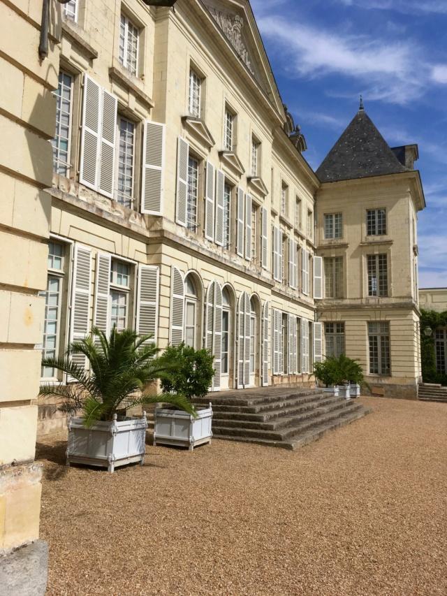 Le château de Montgeoffroy, une escapade au 18e siècle Img_3410